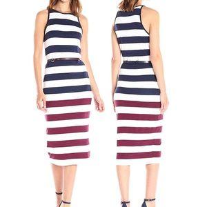 Ted Baker Stripe Dress